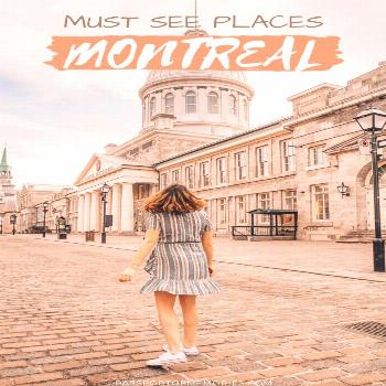10 Cool Places to Visit in Montreal - Passport of Memories Montreal is such a cool city, with a mix