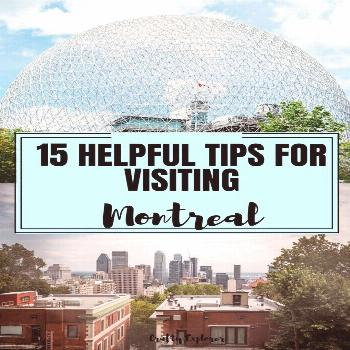 15 Things To Know Before Your First Visit To Montreal | Crafty Explorer Are you planning a visit to