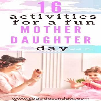 16 Perfect Mother Daughter Day Ideas For Little Girls Mother Daughter Date Ideas! Fun mother daught