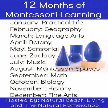 A Year of The Best Montessori Activities, Montessori Practical life, Montessori Geography, Montesso