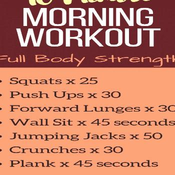 Diet   morning   workout   routine morning workout routine  planet fitness workout routine  barre w