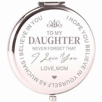 Dynippy Daughter Gifts from Mother Mom Daughter Birthday