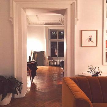 From Instagram: A chic apartment in Old Montreal: this is glam ... -  From Instagram: A chic apartm