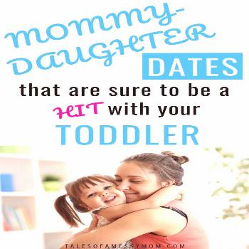 Mommy daughter dates that your toddler girl will love. Perfect mommy daughter day ideas for quality