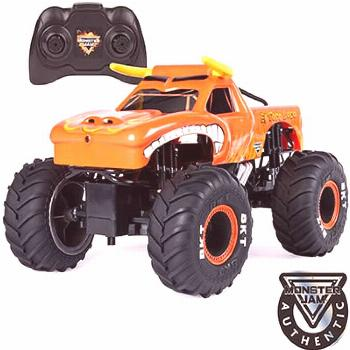 Monster Jam Official El Toro Loco Remote Control Monster Truck, 2.4 GHz