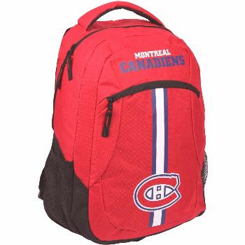 Montreal Canadiens Action Backpack