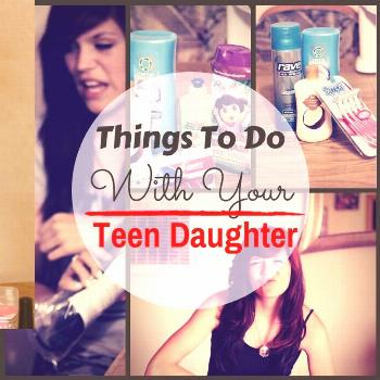 Mother Daughter Dates For Teens Family Activities Mother daughter dates for teens ,  mutter tochter