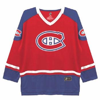 Nhl Men's Montreal Canadiens Jersey  S/M