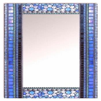 Rectangle Mosaic Mirror   Artwork & Ornaments   Gifted Home Decor