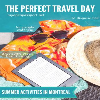 Summer Activities in Montreal Looking forward to summer? How about planning a trip to Montreal? Che