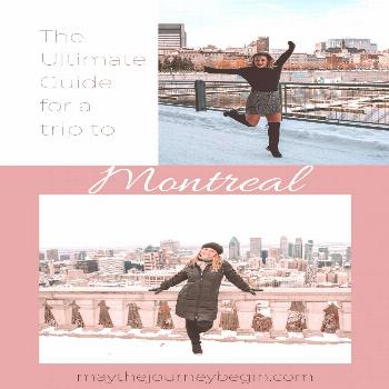 Things To Do In Montreal, Canada | May The Journey Begin Planning a trip to Montreal, this guide is