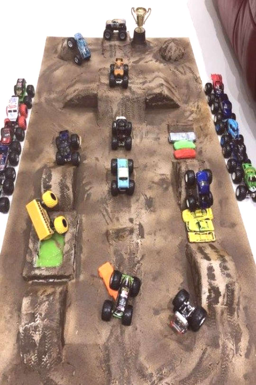 42 Ideas for monster truck crafts hot wheels