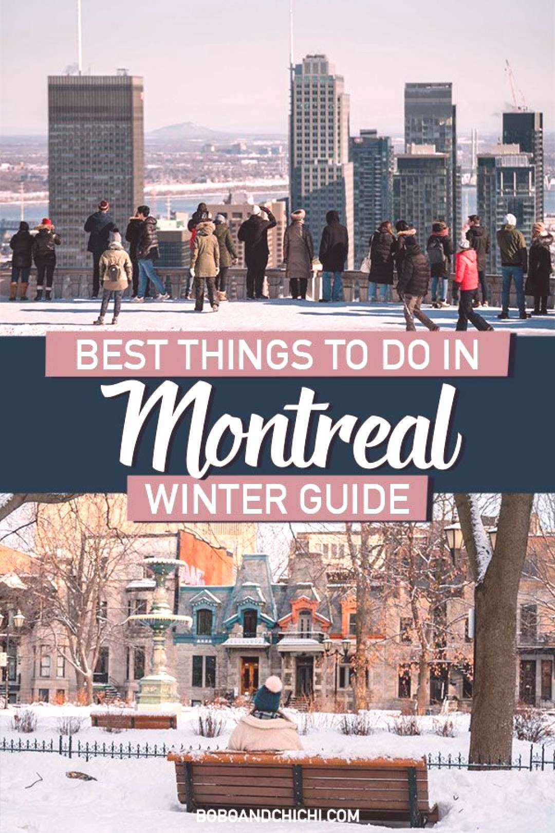 Best Things to do in Montreal in Winter Guide! Things to do in Montreal Canada   Montreal Quebec  