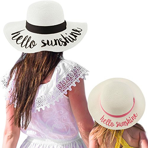 C.C Womens Mommy and Me Girls Sayings Summer Beach Pool