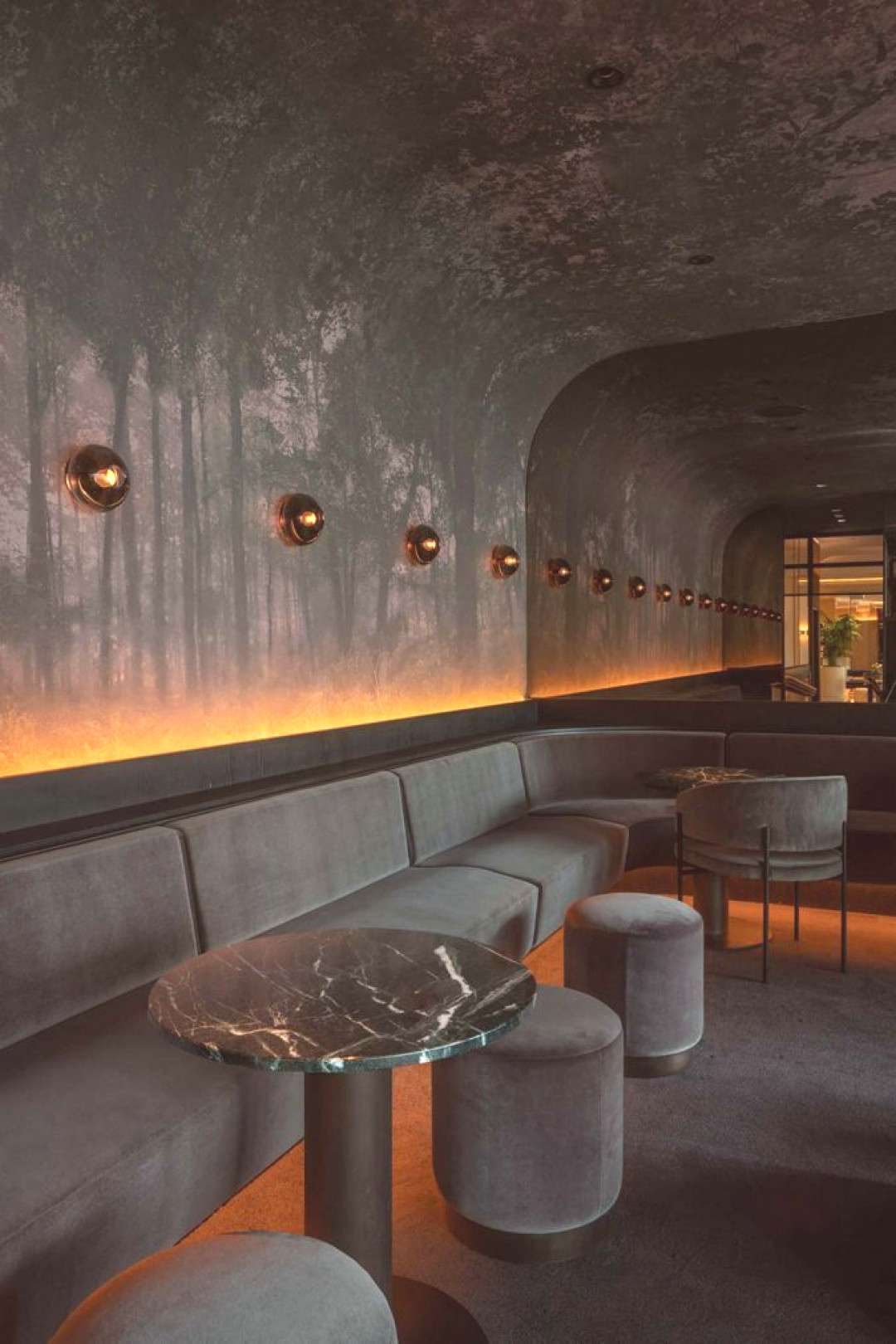 Montreal's Four Seasons - The hotel's interiors by designers Gilles amp Boissier and Philip Haza