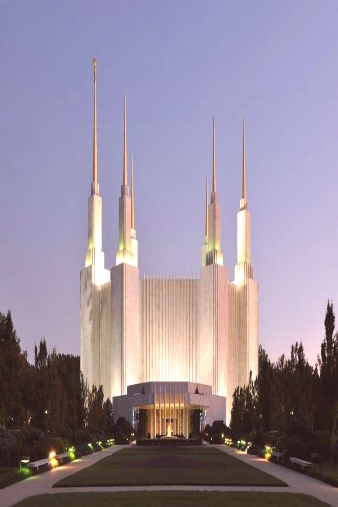 Once-In-A-Lifetime Opportunity Mormon Temple Opening To Public   Kensington, MD Patch