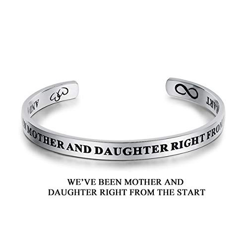 UNY Jewelry Inspirational Quote Weve Been Mother and