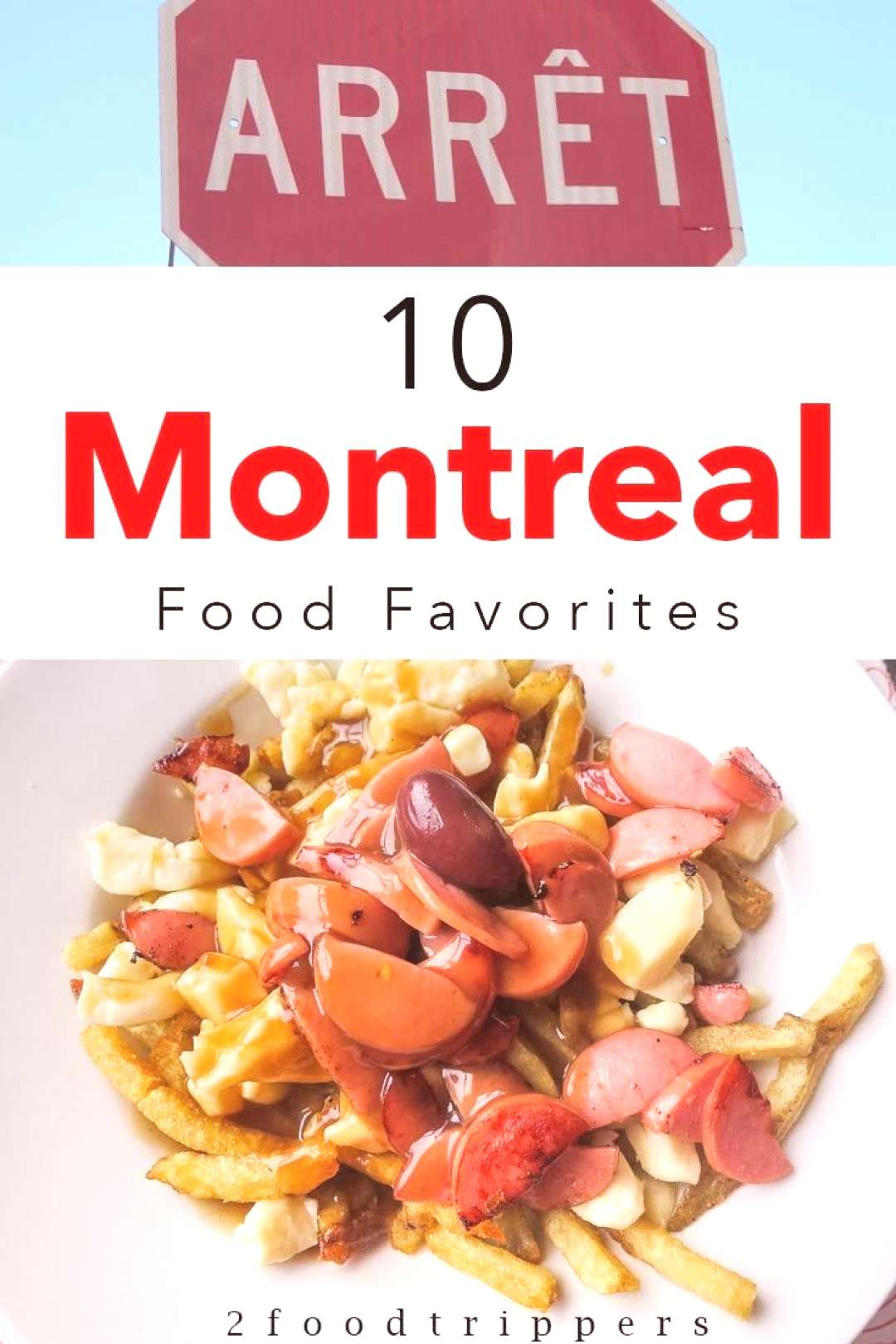 What to Eat in Montreal We share the must-eat Montreal food favorites that you need to try in Montr